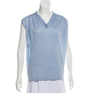 Derek Lam Cashmere &Silk sleeveless top XXS petite